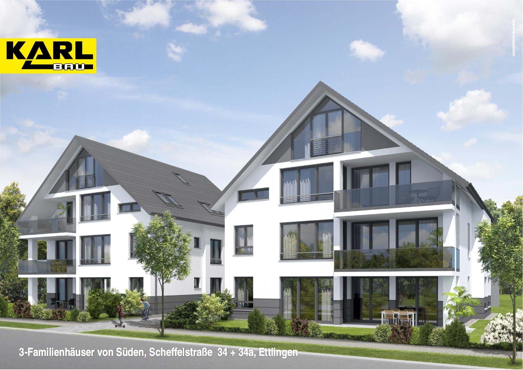 Moderne 5-Zimmer-Neubau-Maisonettewohnung in Ettlingen – IMMO LIFE ...